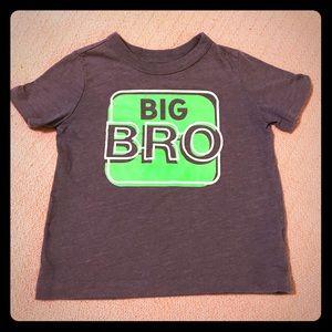 Big Bro OshKosh T-shirt 4T